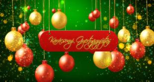 Karácsonyi Gyertyagyújtás - Képek [slideshow]