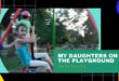 Játszótéri játék a XVIII. kerületben és fejlesztés-kreatív média videó