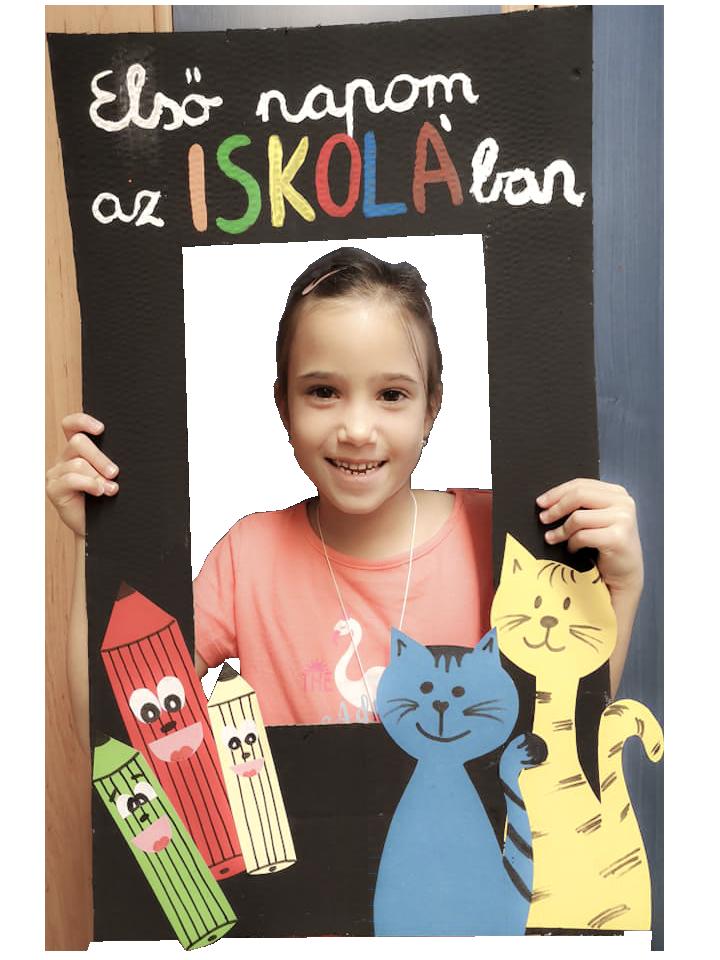 Brassó Utcai Általános Iskola-Első nap a suliban