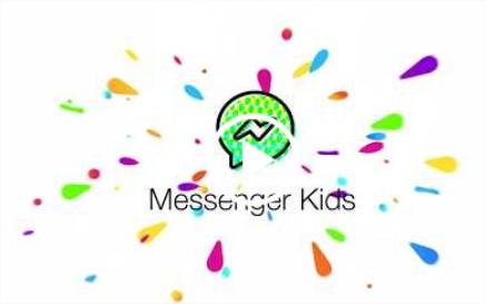 Messenger Kids alkalmazás