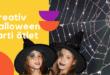 Kreatív Halloween parti ötlet otthonra és iskolában