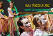 Kreatív és egyszerű farsang hula táncos jelmez készítése lányoknak