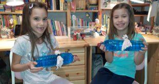 Hogyan készítsünk medúzát és polipot-A víz világnapja