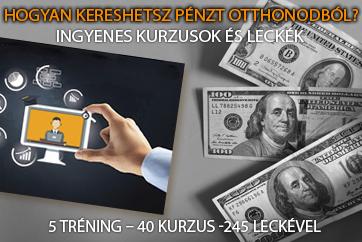 Megtanulod, hogyan keress pénzt otthonodból weboldalakkal, affiliate marketing stratégiával.
